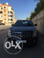 Cadilac SRX4 black for sale