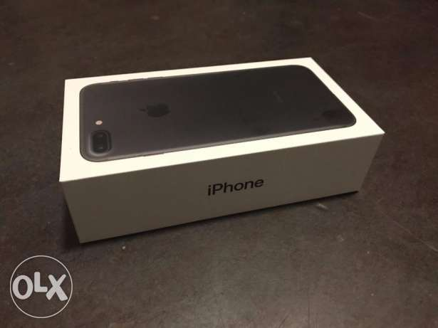 apple iphone 7 plus 256gb factory unlcoked