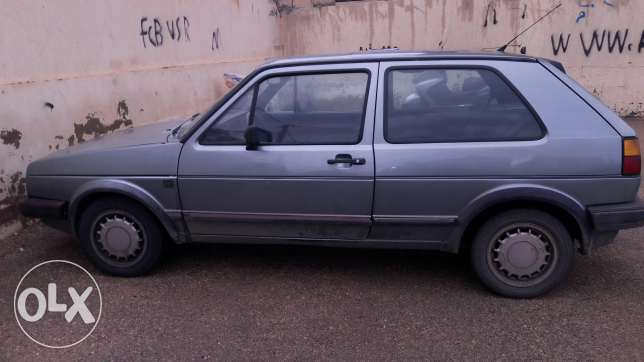Golf II for sale ضهر الصوان -  2