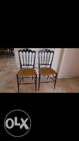 Antic chairs for sale