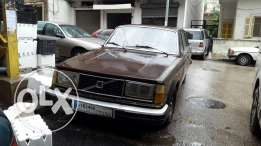 For sale: volvo 244 للكسر deyra