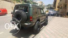 jeep land rover discovery mjahhaz lal offroad