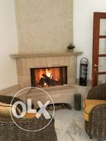 Deluxe 287 sq.m. fully furnished apartment in Balluneh