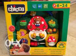 chicco light 'n' sound magical forest 6- 24 month
