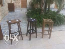 New 200 chairs and talbes For sale 1 pc
