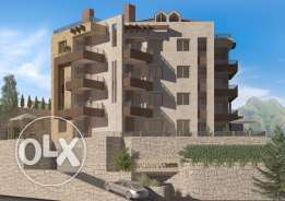 New apartment 105m in Halat