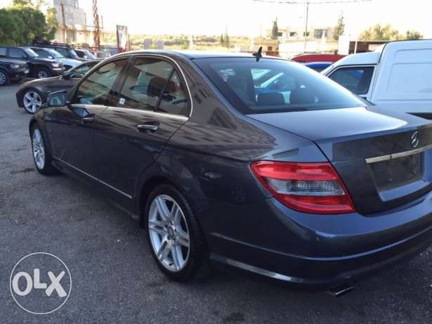 Mercedes C 200 Germany Source 2010 شكا -  2