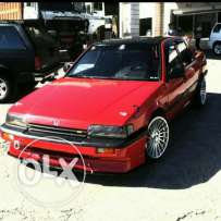 Honda accord 87