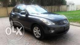 2010 infiniti ex35 full technology not registered