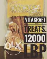 Dogs Vitakraft Treats. Facebook.com/FurPaw