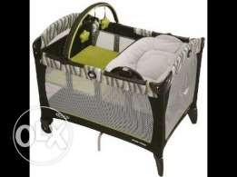 Like new Graco pack 'n play playard