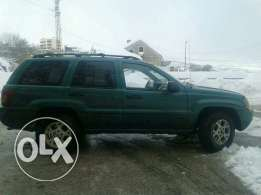 Jeep Cheroke Ful option