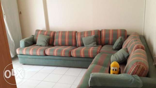 Furnished apartment For rent in Jal El Dib SKY153