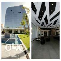 Office for rent in a luxurious center in sin el fil