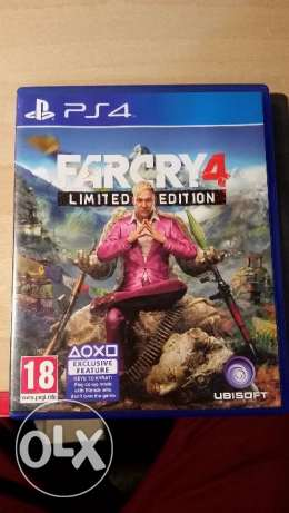 Farcry 4 - Limited Edition