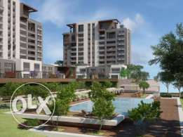 Fanar modern apartment +swimming pool+ gym + tennis + basketball court