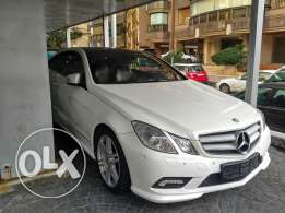 Mercedes Benz E350 Coupe AMG Line Panoramic