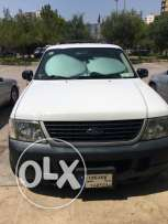 Ford Explorer was bought new , one owner and maintenance was done mos