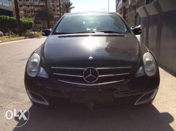 Mercedes-Benz R350 4MATIC 2006 Company Origin