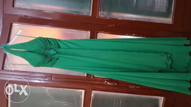 Evening long dress