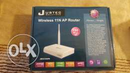 Justec router