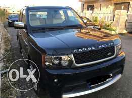 Range Rover sport supercharge for sale