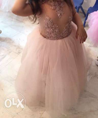 girl dress for rent 4/6 years