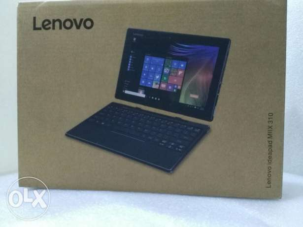 Lenovo Ideapad Tablet Windows with External Magnetic keyboard