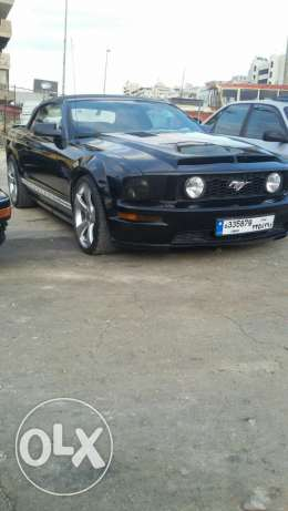 Ford mustang kashef