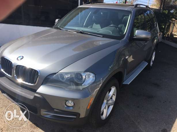 X5 2008 Clean carfax مجدليون -  1