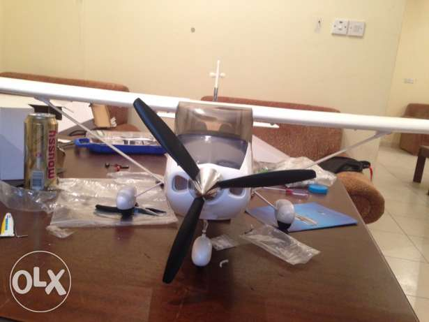 electric Rc plane حارة صيدا -  1