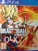 PS4 game dragon ball xenoverse