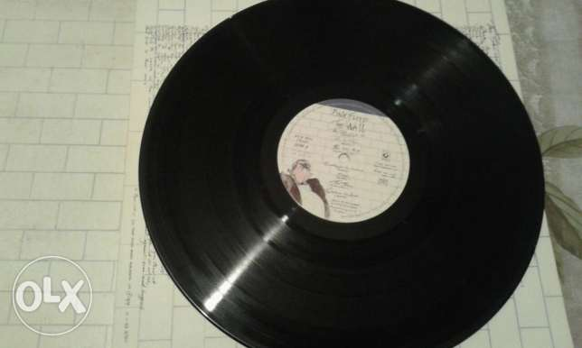 Vinyl records collectionsl