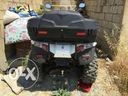 atv very clean