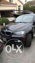 BMW X6 Black 2008 California