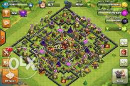 clash of clans town hall 10 w boom beatch lvl 14 max w clash royale 7