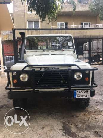 Defender Chassis 90 زغرتا -  1