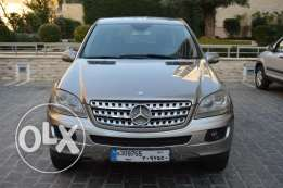 Mercedes ML350 Mod. 2006/ Super Clean, One Owner since 2006 !!