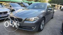 BMW 523i 2011 still as brand new 39000km ONLY excellent condition (int