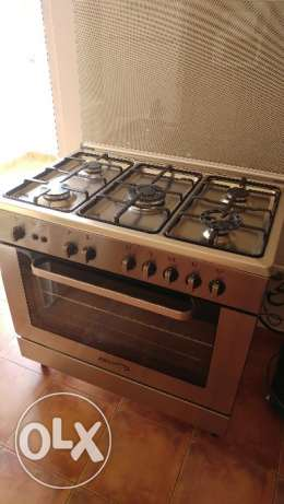 Germania like new oven