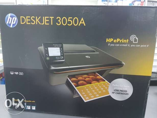 HP Deskjet 3050A Printer brand new
