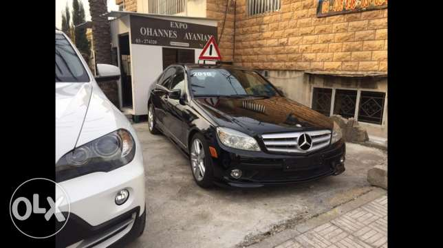 Mercedes-benz C300 SupernClean 75000Miles