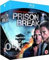 prison break 1-4 in DVDs, Films & TV | from virgin mega store
