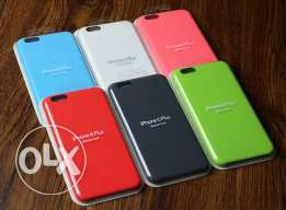 Iphone 6 and 6s plus original silicone case