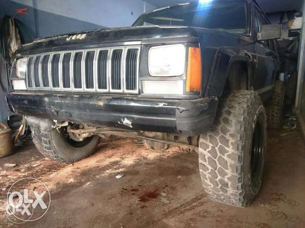 Jeep 4x4 off roed