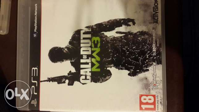 Call of duty modern warfer 3