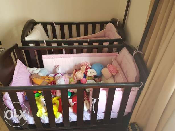 Two Children's bed