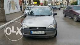Opel corsa 1997 full (manual)