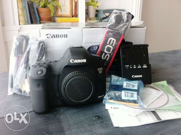 Canon 5d Mark III (Mark 3) + Canon 16-35mm f4