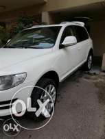 touareg 2008 very good condition